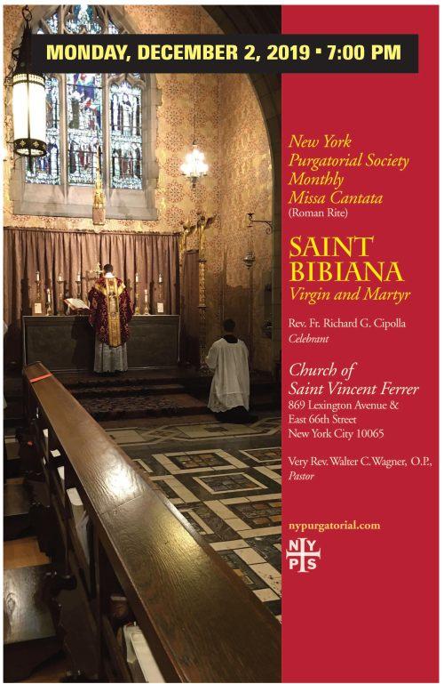 191202 St Bibiana
